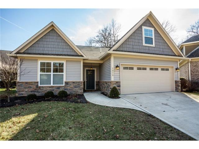 1215 Westfield Court, Indianapolis, IN 46220 (MLS #21544293) :: Indy Scene Real Estate Team