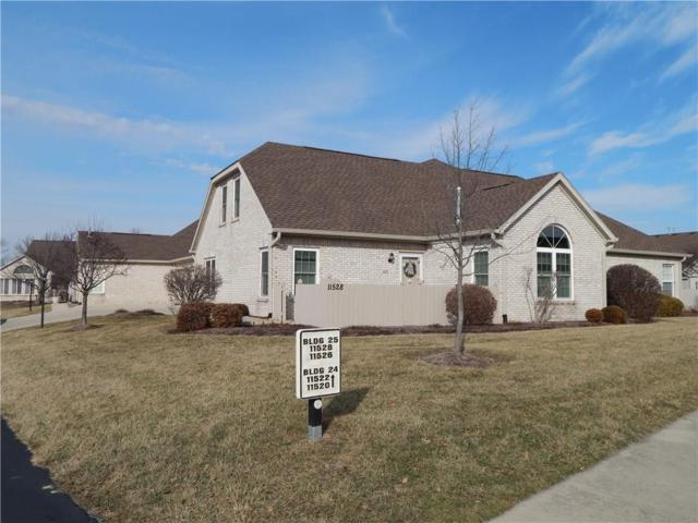 11528 Winding Wood Drive #97, Indianapolis, IN 46235 (MLS #21544352) :: Indy Scene Real Estate Team