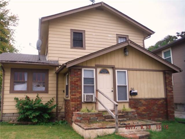 56 N 13th Avenue, Beech Grove, IN 46107 (MLS #21544476) :: Indy Scene Real Estate Team