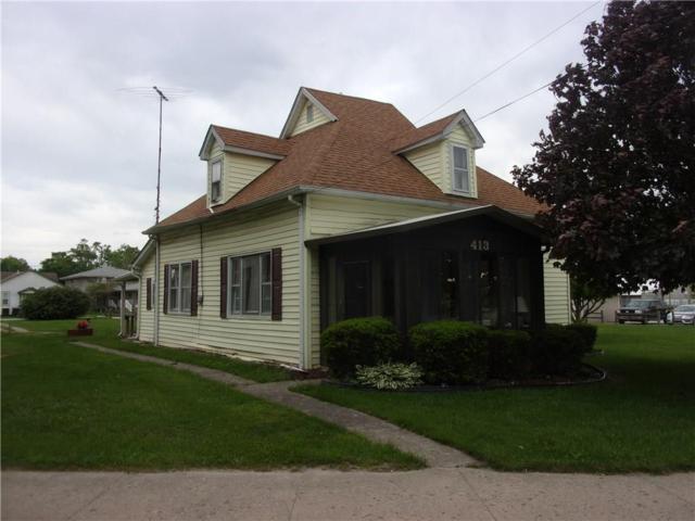 413 W Pendleton Avenue, Lapel, IN 46051 (MLS #21544484) :: The Evelo Team