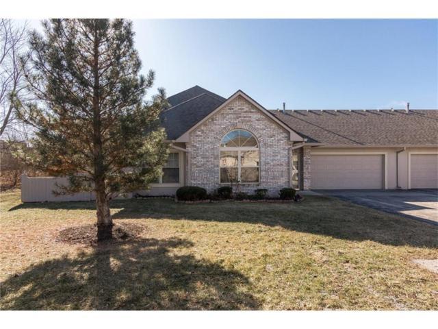4727 Bridgefield Drive #0, Indianapolis, IN 46254 (MLS #21544486) :: Indy Scene Real Estate Team