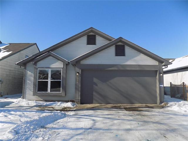 4054 Eagle Cove East Drive, Indianapolis, IN 46254 (MLS #21544538) :: FC Tucker Company