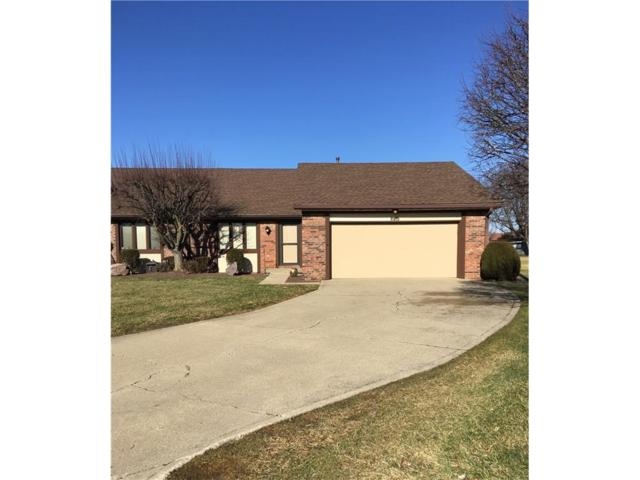 1202 Sycamore Drive #18, Shelbyville, IN 46176 (MLS #21544563) :: The ORR Home Selling Team