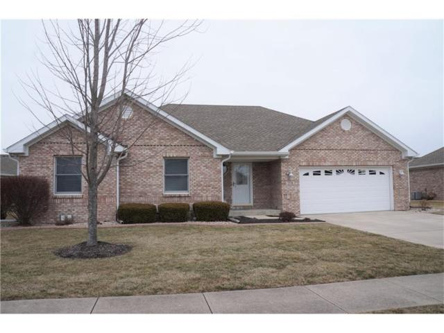 1118 Manchester Drive #185, Brownsburg, IN 46112 (MLS #21544588) :: The ORR Home Selling Team