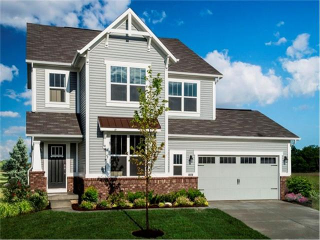 5574 Forest Glen Drive, Brownsburg, IN 46112 (MLS #21544647) :: The Evelo Team