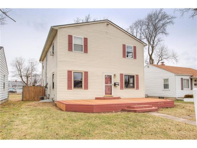 2014 N Allison Avenue, Speedway, IN 46224 (MLS #21544773) :: Mike Price Realty Team - RE/MAX Centerstone