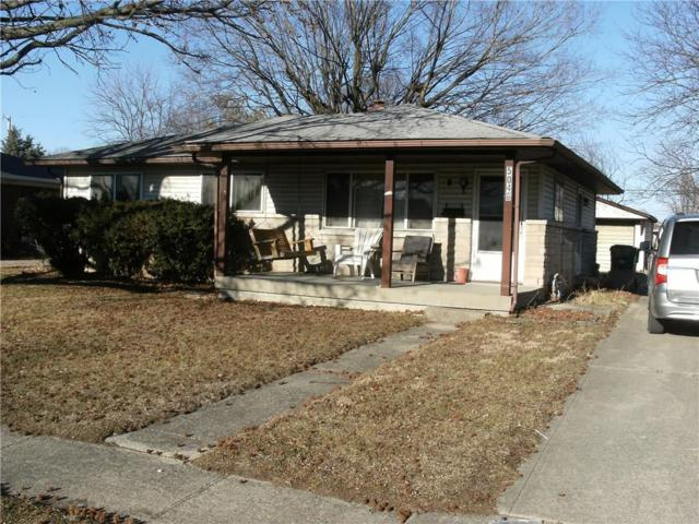 5046 Mccray Street, Speedway, IN 46224 (MLS #21544785) :: Mike Price Realty Team - RE/MAX Centerstone