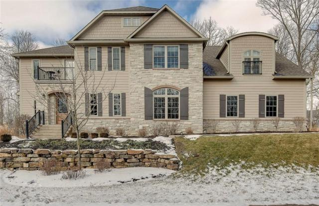 9358 Sullivan Place, Zionsville, IN 46077 (MLS #21544810) :: The Evelo Team