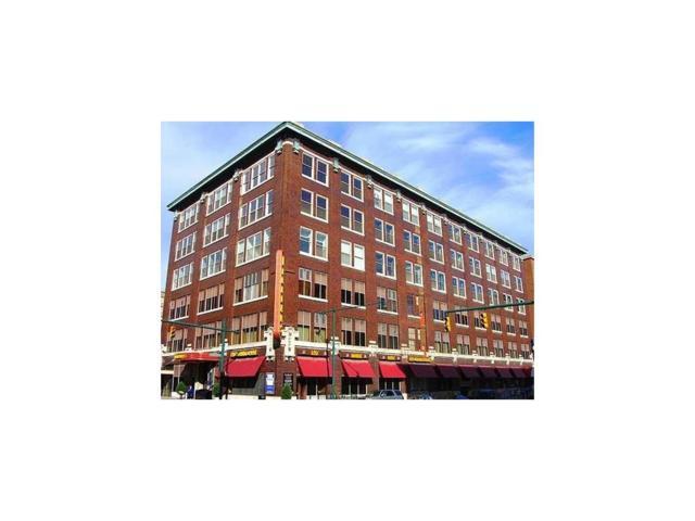 141 S Meridian Street #606, Indianapolis, IN 46225 (MLS #21544848) :: FC Tucker Company