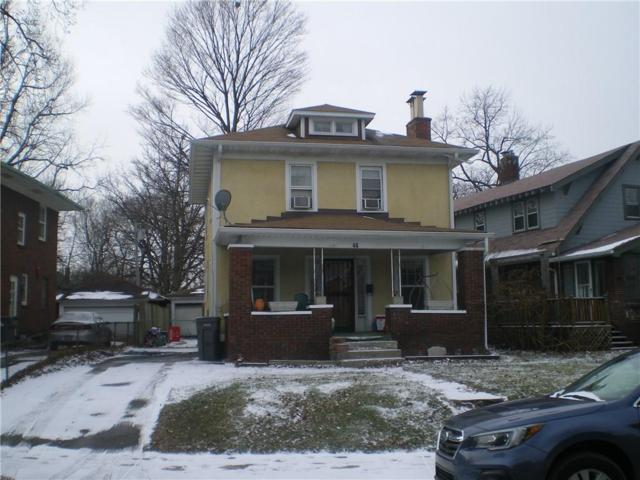 46 Johnson Avenue, Indianapolis, IN 46219 (MLS #21544865) :: RE/MAX Ability Plus