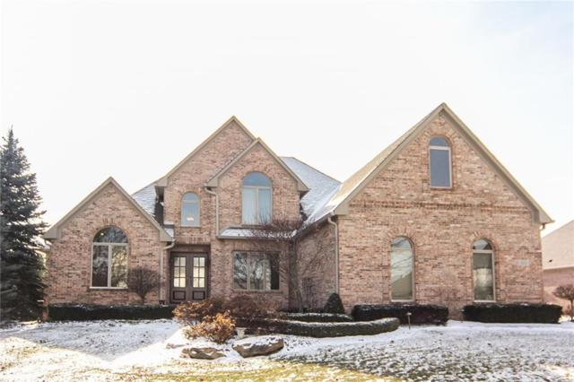 7178 Franklin Parke Boulevard, Indianapolis, IN 46259 (MLS #21544900) :: RE/MAX Ability Plus