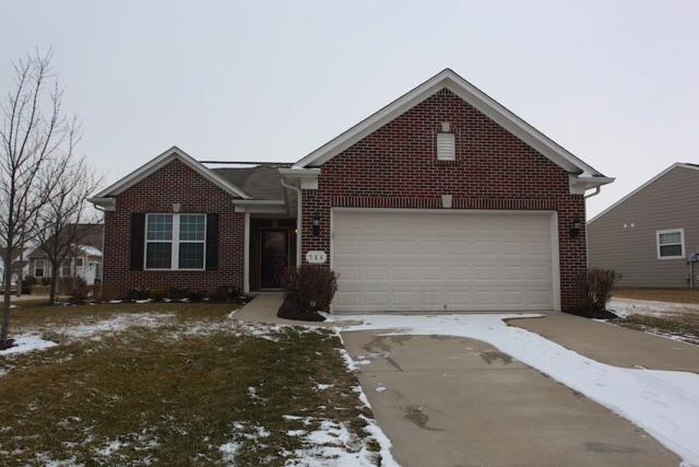 744 Fish Hawk Court, Brownsburg, IN 46112 (MLS #21545025) :: The Evelo Team