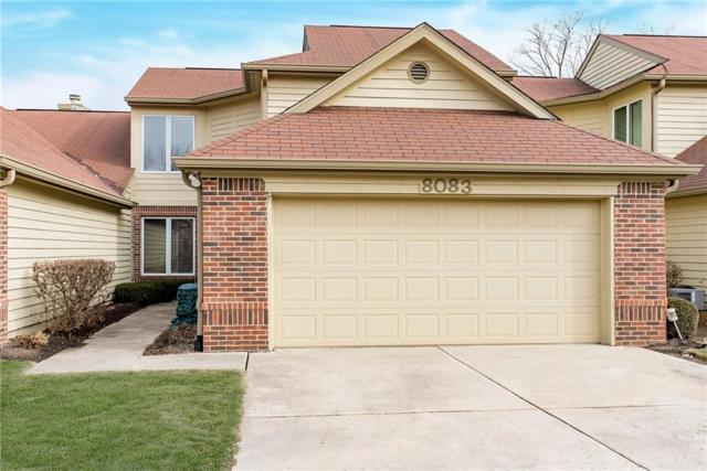 8083 Farmhurst Lane, Indianapolis, IN 46236 (MLS #21545062) :: The Evelo Team