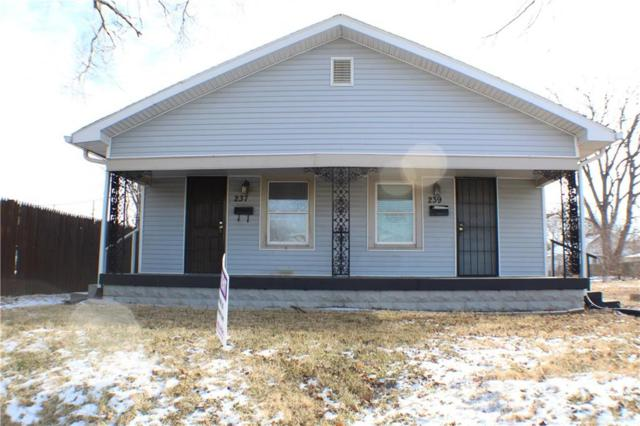 237 S Oakland, Indianapolis, IN 46201 (MLS #21545214) :: The ORR Home Selling Team