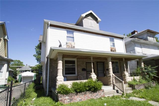 3533 N Illinois Street, Indianapolis, IN 46208 (MLS #21545226) :: The Evelo Team
