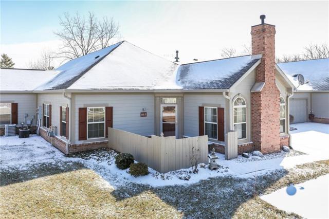 863 Gazebo Way, Greenwood, IN 46142 (MLS #21545265) :: The ORR Home Selling Team