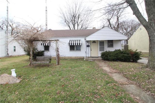 3232 S Southwest Drive, Muncie, IN 47302 (MLS #21545278) :: The ORR Home Selling Team