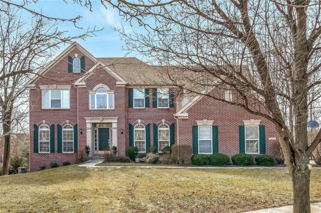 10899 Hidden Hollow Court, Fishers, IN 46038 (MLS #21545337) :: The Evelo Team