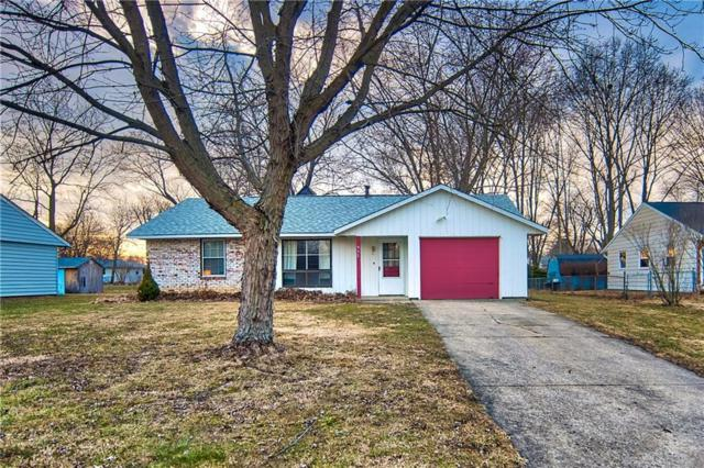 952 Christina Court, Plainfield, IN 46168 (MLS #21545339) :: The Evelo Team