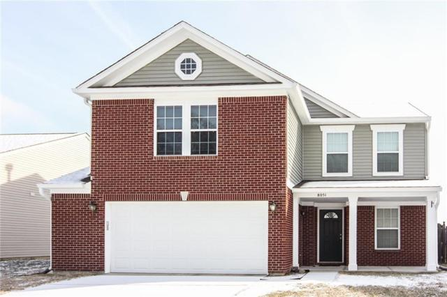 8051 Retreat Lane, Indianapolis, IN 46259 (MLS #21545389) :: RE/MAX Ability Plus