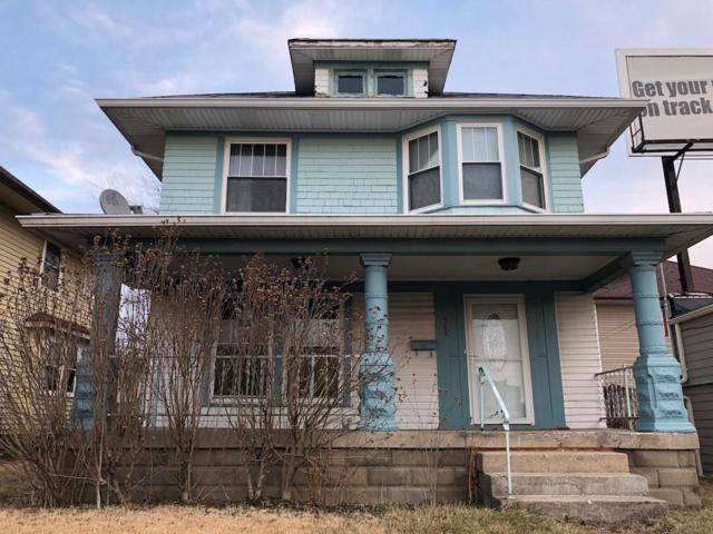 307 N Gladstone Avenue, Indianapolis, IN 46201 (MLS #21545461) :: Indy Scene Real Estate Team