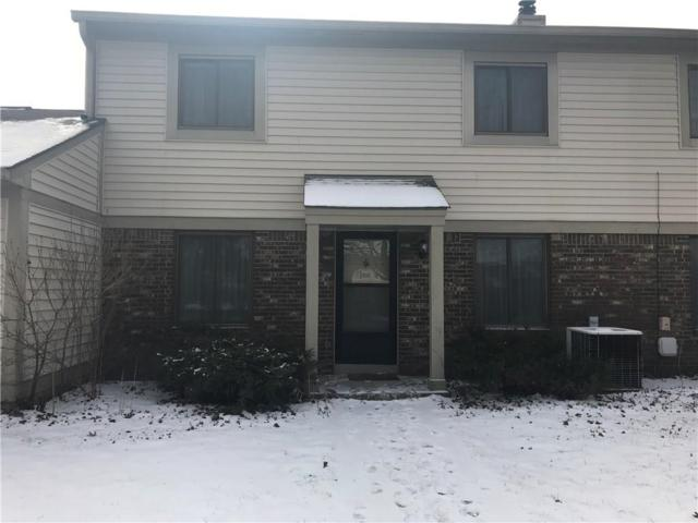 6078 Oakbrook Lane, Indianapolis, IN 46254 (MLS #21545514) :: The ORR Home Selling Team
