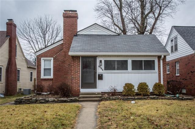 6182 Rosslyn Avenue, Indianapolis, IN 46220 (MLS #21545540) :: Indy Scene Real Estate Team