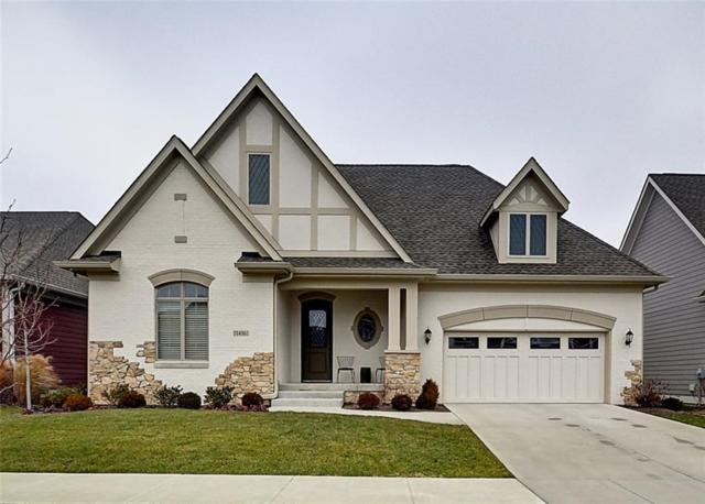 1430 Birdsong Drive, Westfield, IN 46074 (MLS #21545630) :: The Evelo Team
