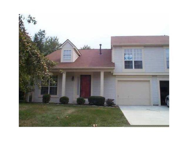 6409 Bayside North Drive, Indianapolis, IN 46250 (MLS #21545636) :: Indy Scene Real Estate Team