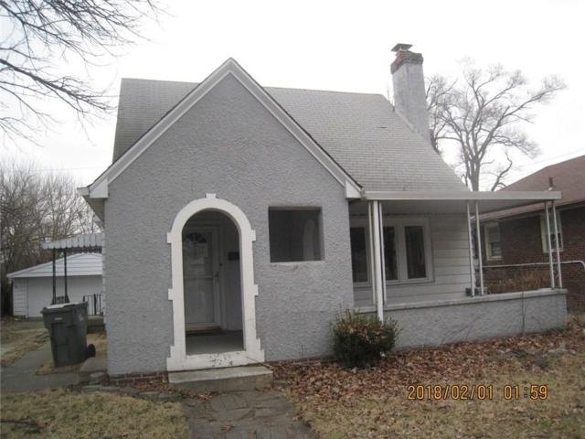 1546 Shannon Avenue, Indianapolis, IN 46201 (MLS #21545699) :: The Evelo Team