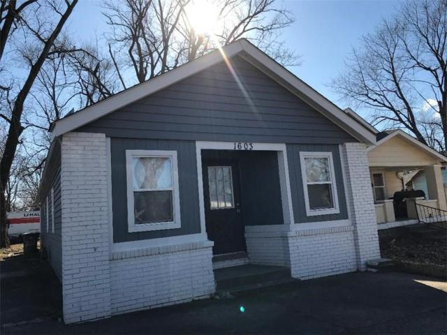 1603 Nelson Avenue, Indianapolis, IN 46203 (MLS #21545716) :: The Evelo Team
