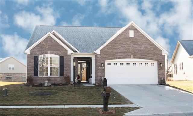 1541 Blackthorne Trail S, Plainfield, IN 46168 (MLS #21545813) :: The Evelo Team