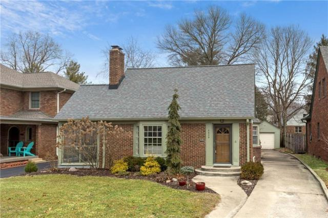 5439 N Capitol Avenue, Indianapolis, IN 46208 (MLS #21545897) :: RE/MAX Ability Plus