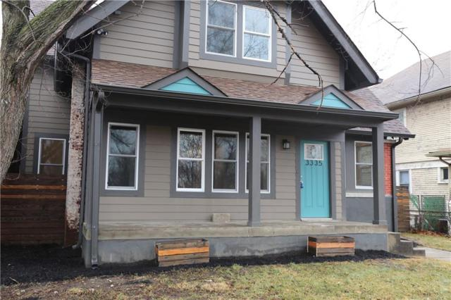 3335 N Central Avenue N, Indianapolis, IN 46205 (MLS #21545928) :: Indy Scene Real Estate Team