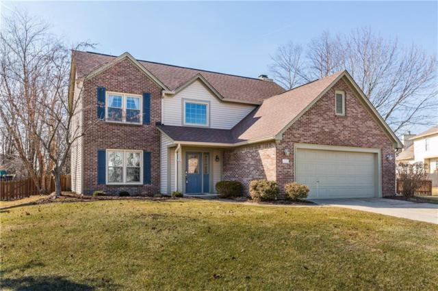 828 Tanninger Drive, Indianapolis, IN 46239 (MLS #21545969) :: RE/MAX Ability Plus