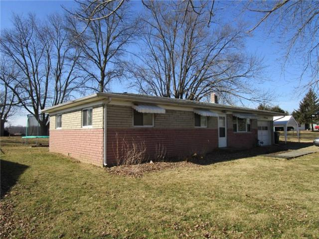 1241 S Baker Street, Rushville, IN 46173 (MLS #21545982) :: RE/MAX Ability Plus