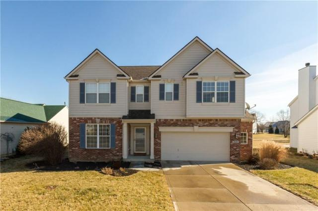 6567 Hunters Ridge S, Zionsville, IN 46077 (MLS #21546043) :: The Evelo Team