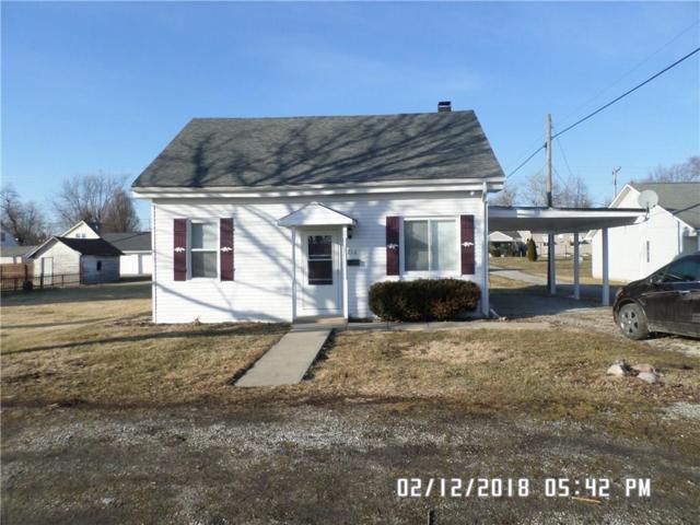 716 W Adams Street, Alexandria, IN 46001 (MLS #21546047) :: The ORR Home Selling Team
