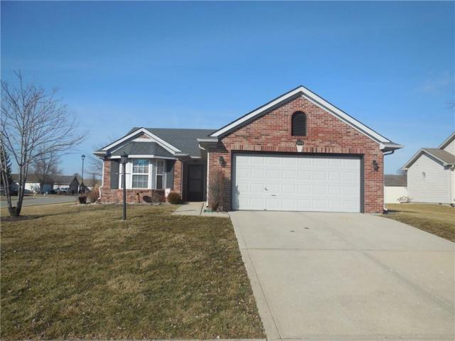 1404 Mimosa Court, Greenfield, IN 46140 (MLS #21546068) :: RE/MAX Ability Plus