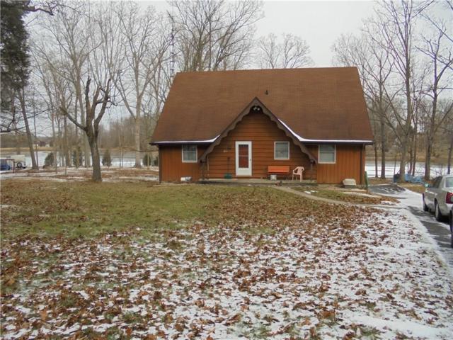 911 Wildwood Road, North Vernon, IN 47265 (MLS #21546079) :: Indy Scene Real Estate Team