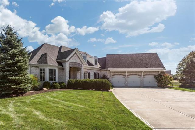 10711 E 300 S, Zionsville, IN 46077 (MLS #21546084) :: Indy Plus Realty Group- Keller Williams