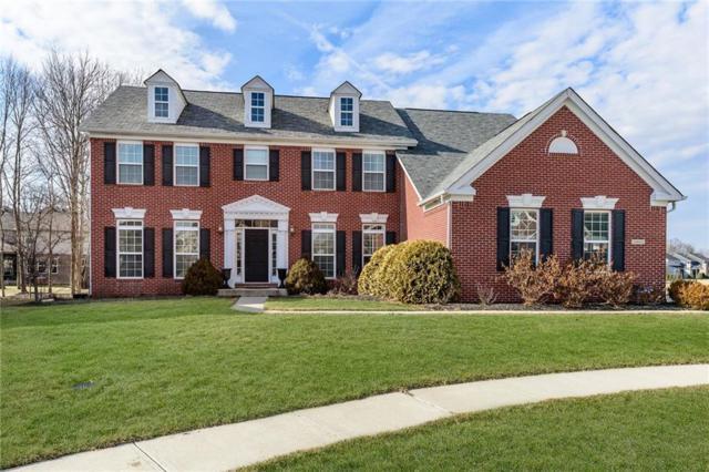 2802 Newbury Court, Zionsville, IN 46077 (MLS #21546112) :: Indy Plus Realty Group- Keller Williams