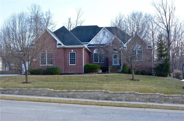 10723 Timber Oak Circle, Indianapolis, IN 46236 (MLS #21546152) :: The Evelo Team