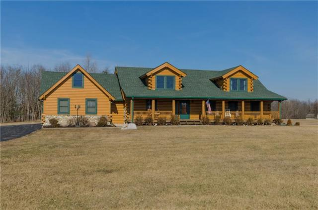1812 W Plantation Row, Greenfield, IN 46140 (MLS #21546189) :: RE/MAX Ability Plus