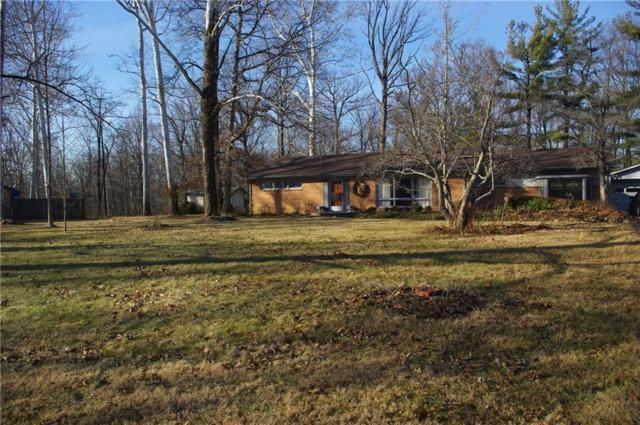 6860 Sunrise Drive, Plainfield, IN 46168 (MLS #21546215) :: The Evelo Team