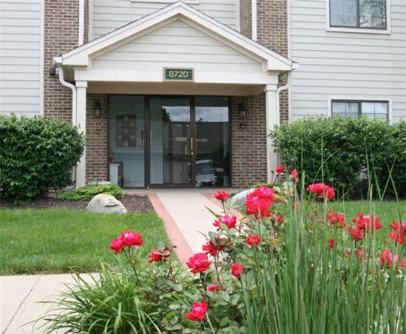 8720 Yardley Court #204, Indianapolis, IN 46268 (MLS #21546232) :: The ORR Home Selling Team