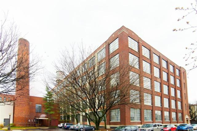 611 N Park Avenue #212, Indianapolis, IN 46204 (MLS #21546237) :: The ORR Home Selling Team