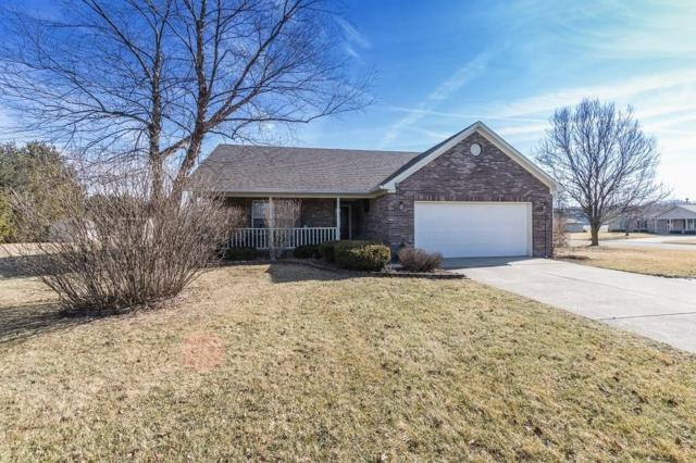 4747 N Mill Court, Greenfield, IN 46140 (MLS #21546252) :: RE/MAX Ability Plus