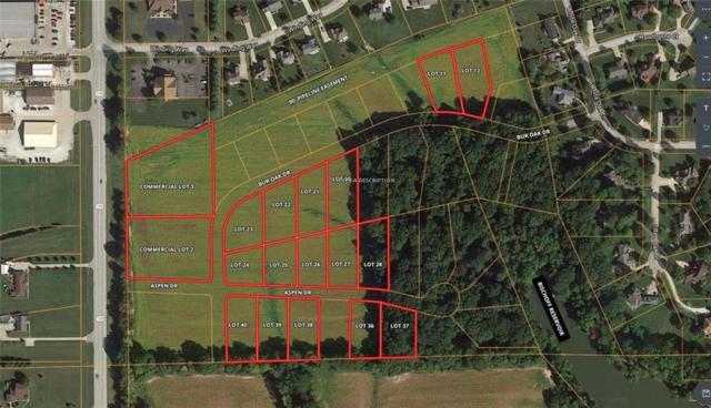0 Bur Oak Drive, Batesville, IN 47006 (MLS #21546268) :: The ORR Home Selling Team