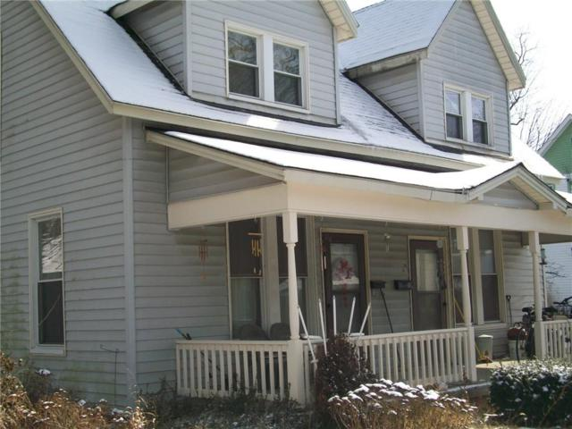 306 N 11th Street, Noblesville, IN 46060 (MLS #21546289) :: Indy Scene Real Estate Team